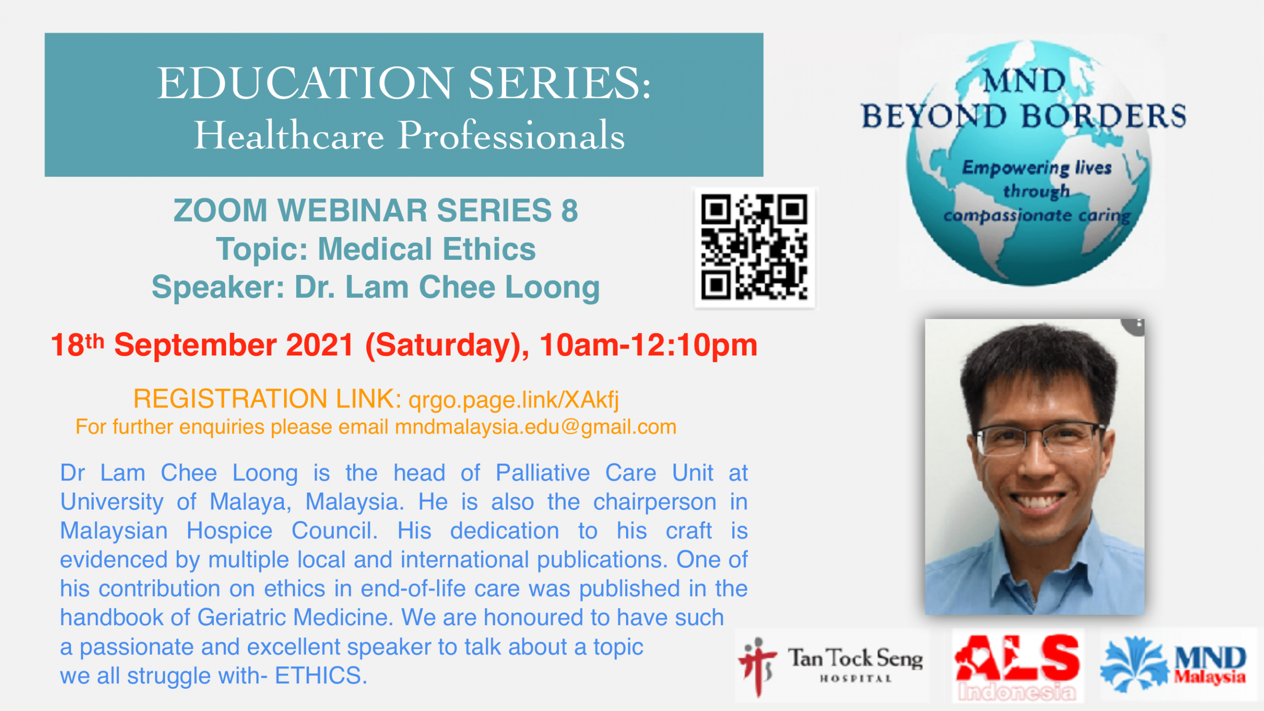 AM-Session for HealthCare Professional (HCP)